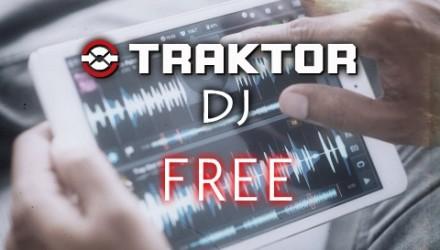 Traktor DJ free