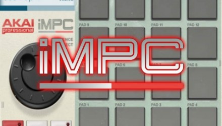 Akai impc iphone