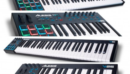 Alesis V and VI Series Controllers