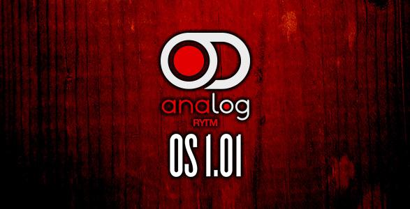 Analog Rytm OS 1.01