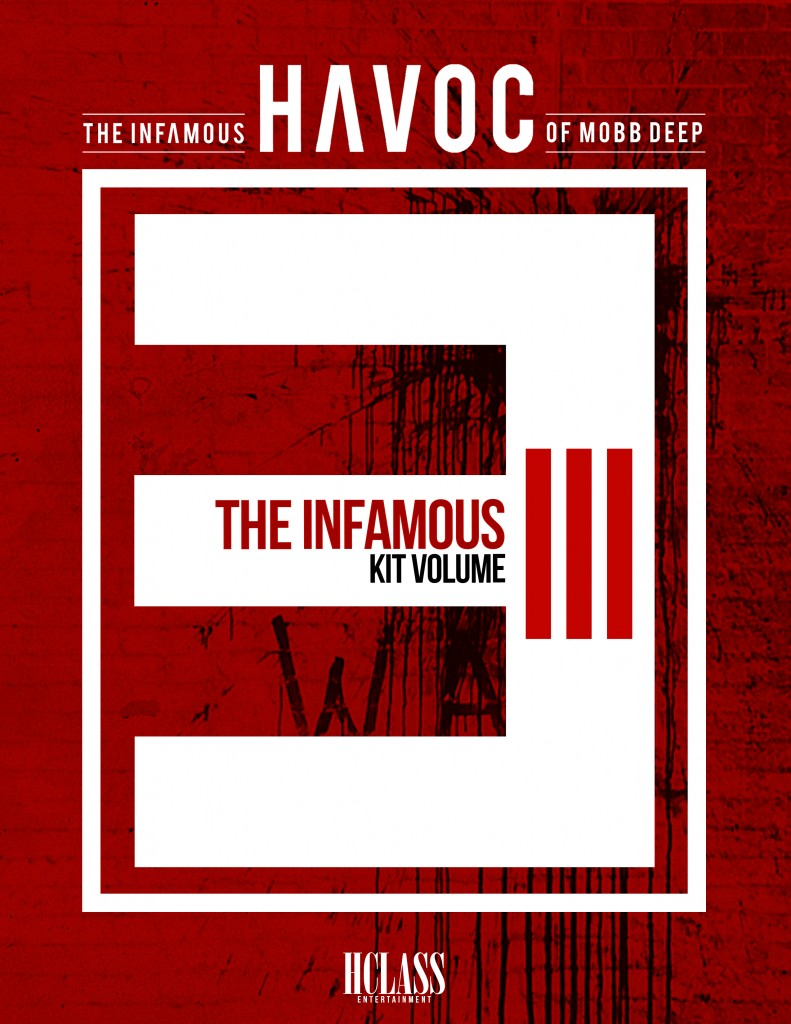 The Infamous Kit Vol  3 Is Out SONIC BOOM BAP