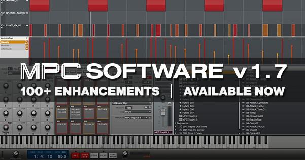 MPC Software 1.7