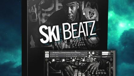 Ski Beatz Drum Module