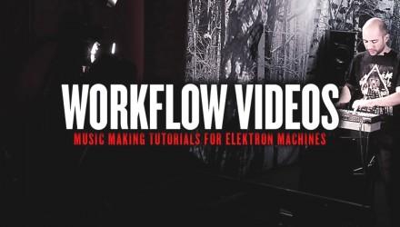 elektron workflow