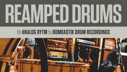 reamped drums