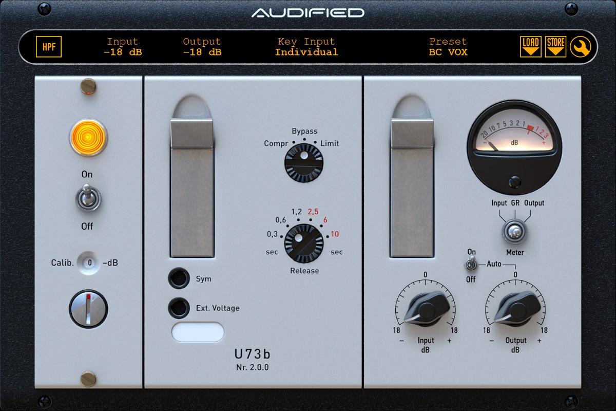 Audified u73b