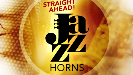 STRAIGHT AHEAD! JAZZ HORNS
