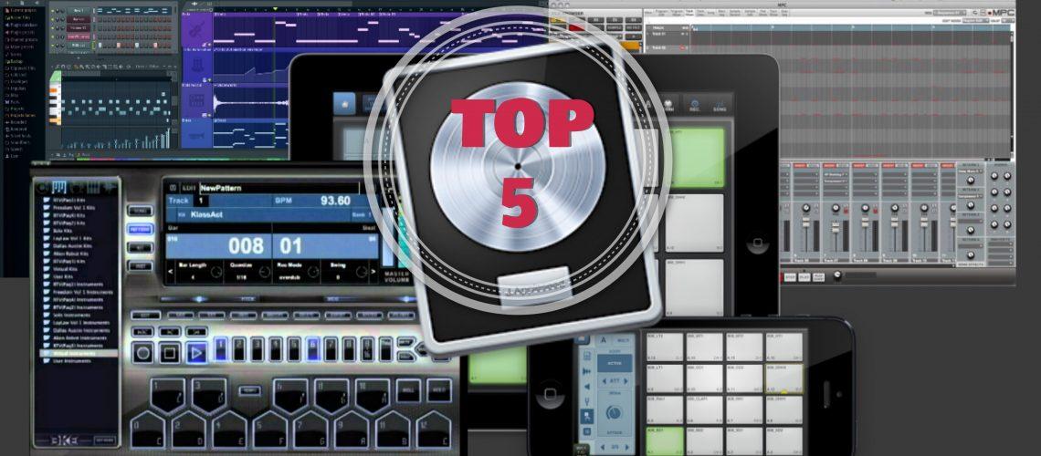 Top 5 Beatmaking Tools