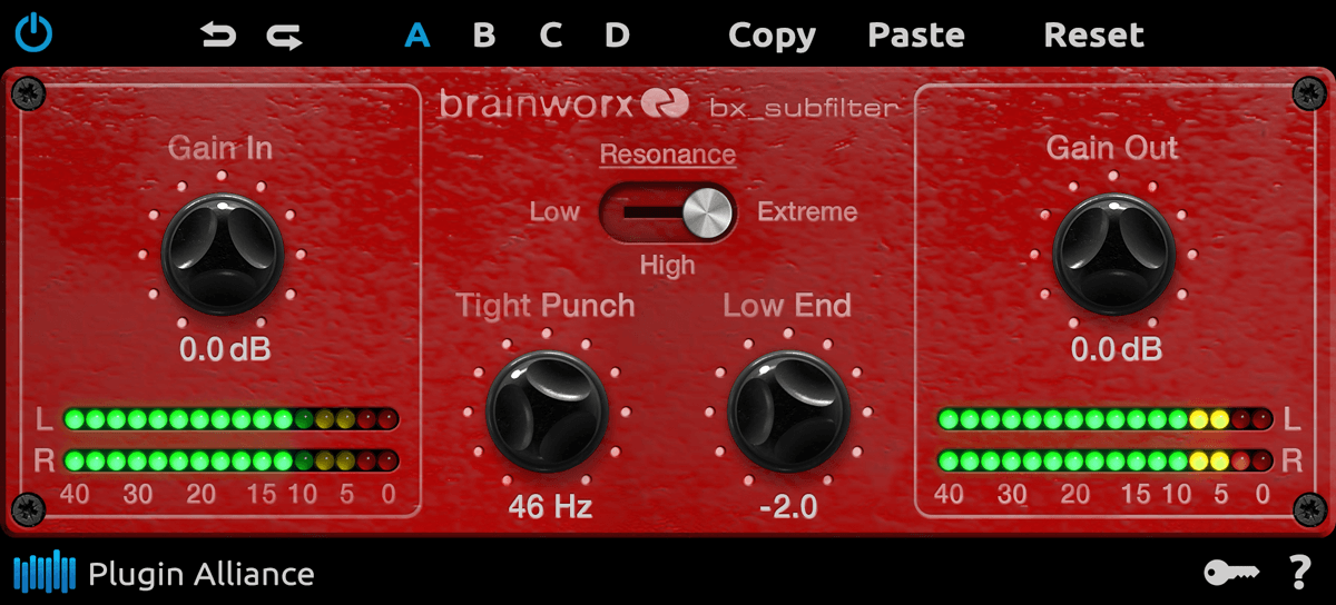 bx subfilter