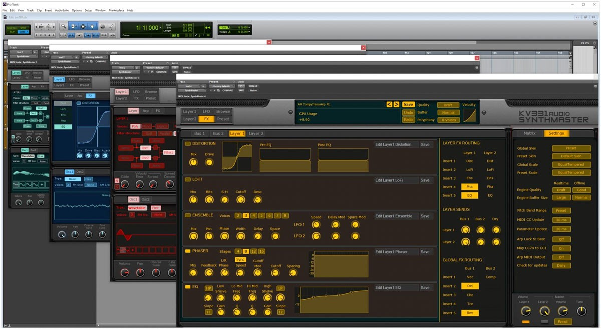 SynthMaster 2.8.9