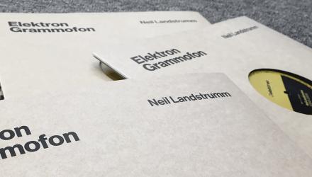 Elektron Grammofon Neil Landstrumm