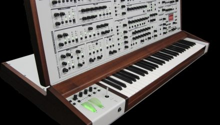 Schmidt Eightvoice Analog Synthesizer