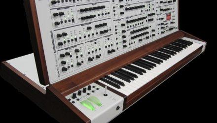 Schmidt Eightvoice Analog Synthesizer