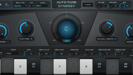 Auto-Tune Synergy