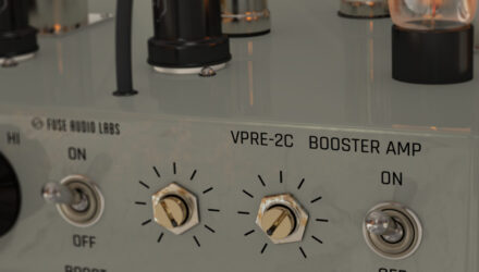 Fuse Audio Labs VPRE-2C