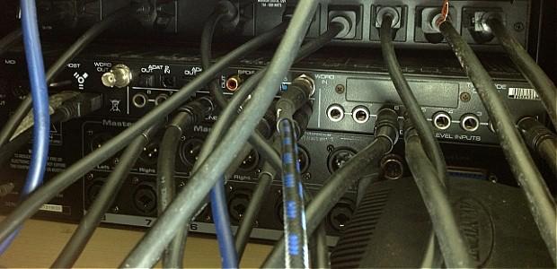 Black Lion Audio Micro Clock MK2