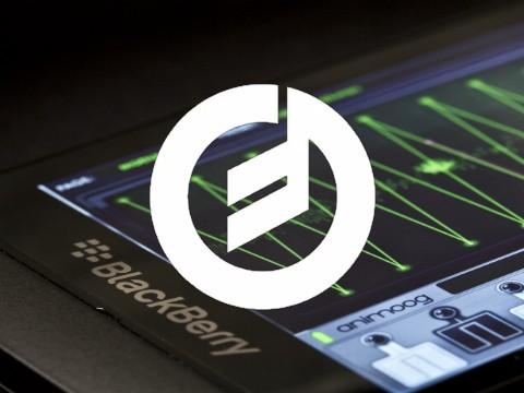Moog animoog for blackberry z10