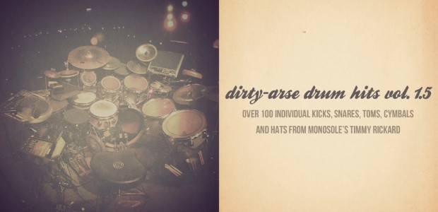 Dirty arse drum hits vol 1.5