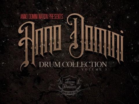 Anno Domini drum kit vol 3