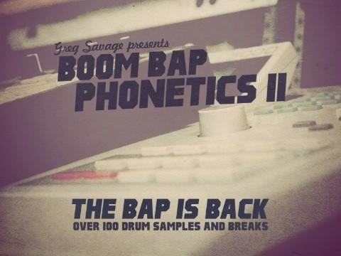 Boom Bap Phonetics 2