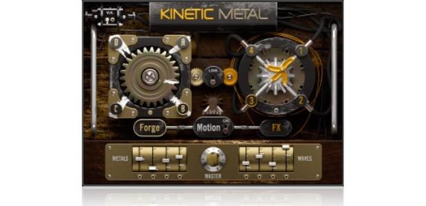 Kinetic metal