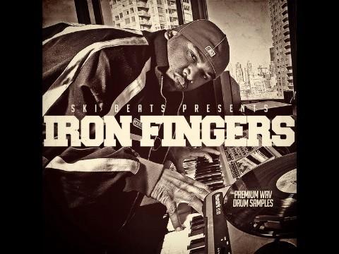 Ski Beatz iron fingers kit