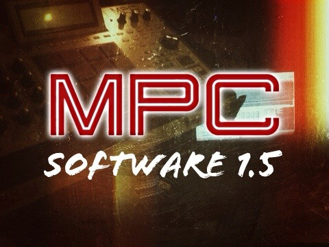 Mpc software 1.5 first impressions