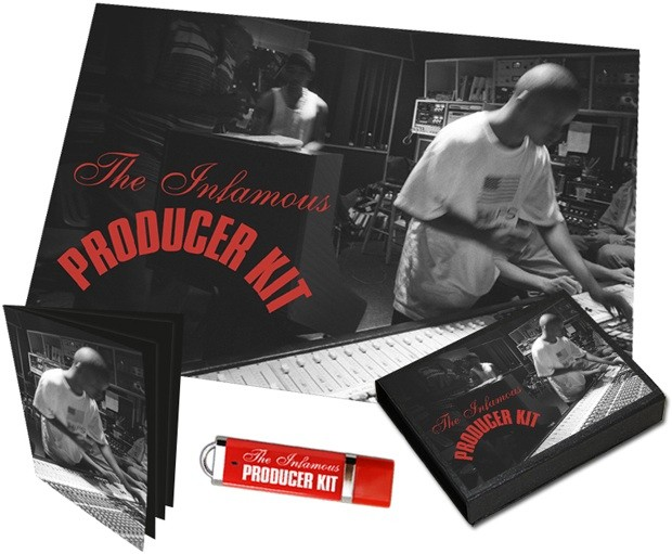 Havoc's the infamous producer kit