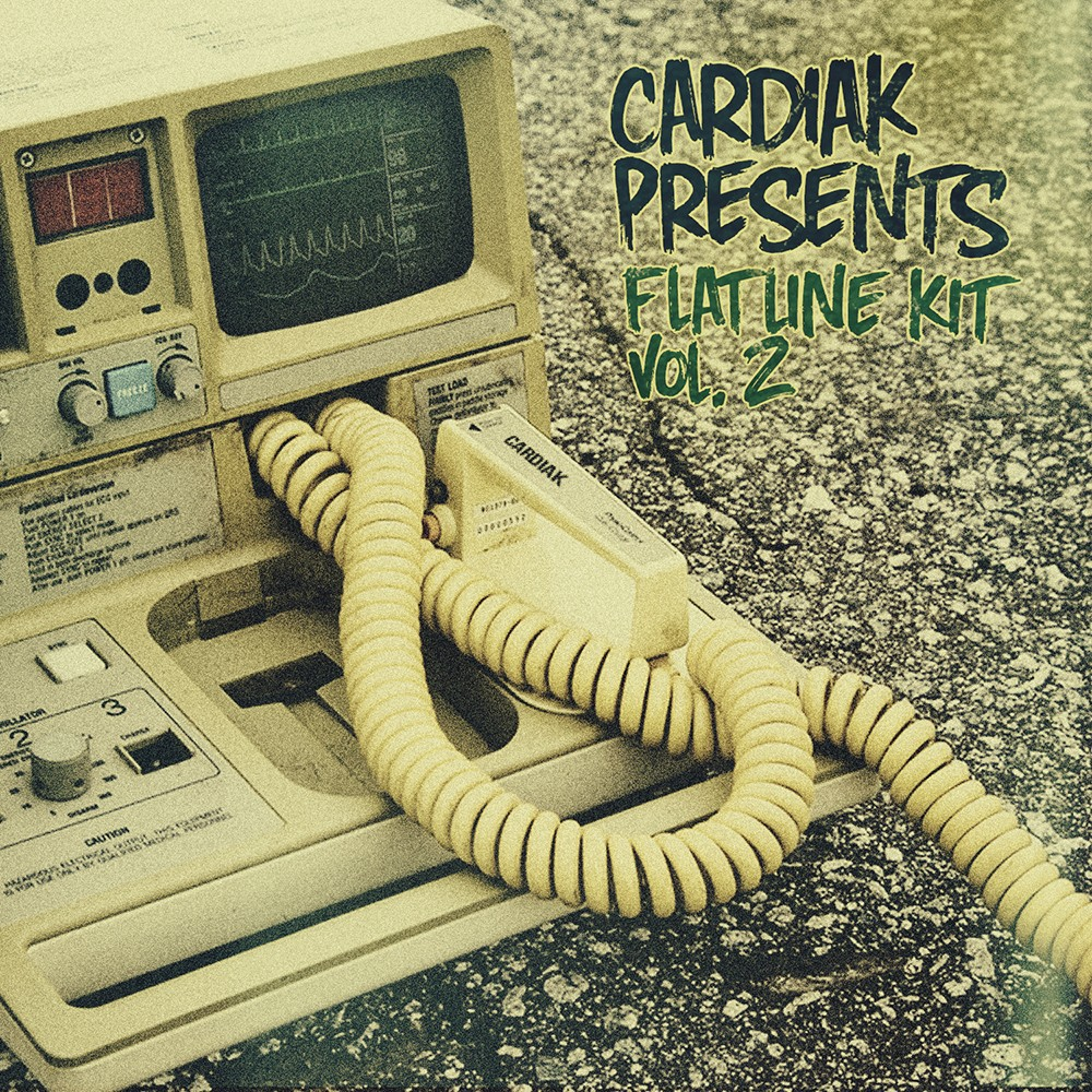 Cardiak Flatline DrumKit Vol 2