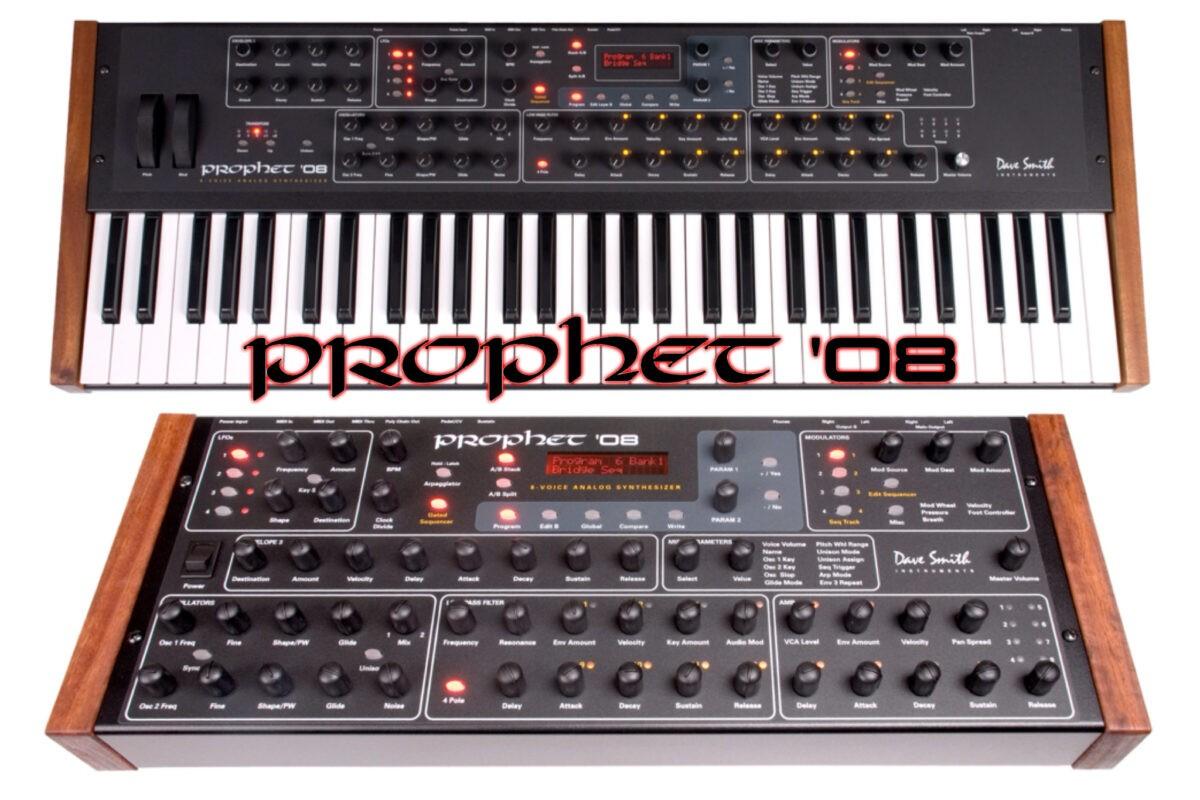 DSI Prophet 08