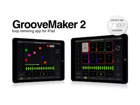 IK Multimedia GrooveMaker 2