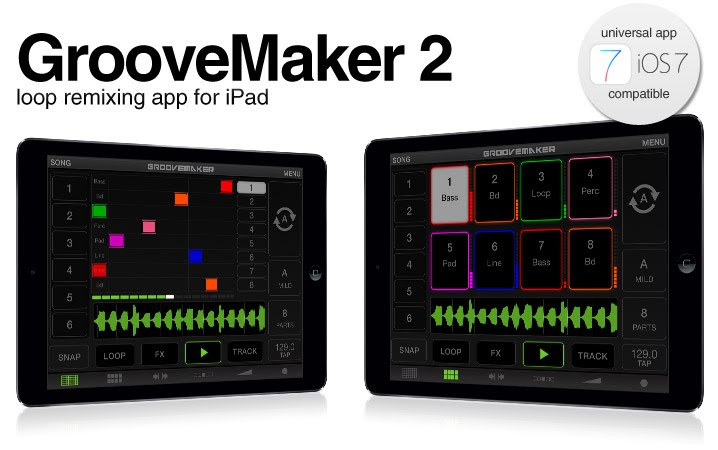 IK Multimedia GrovveMaker 2