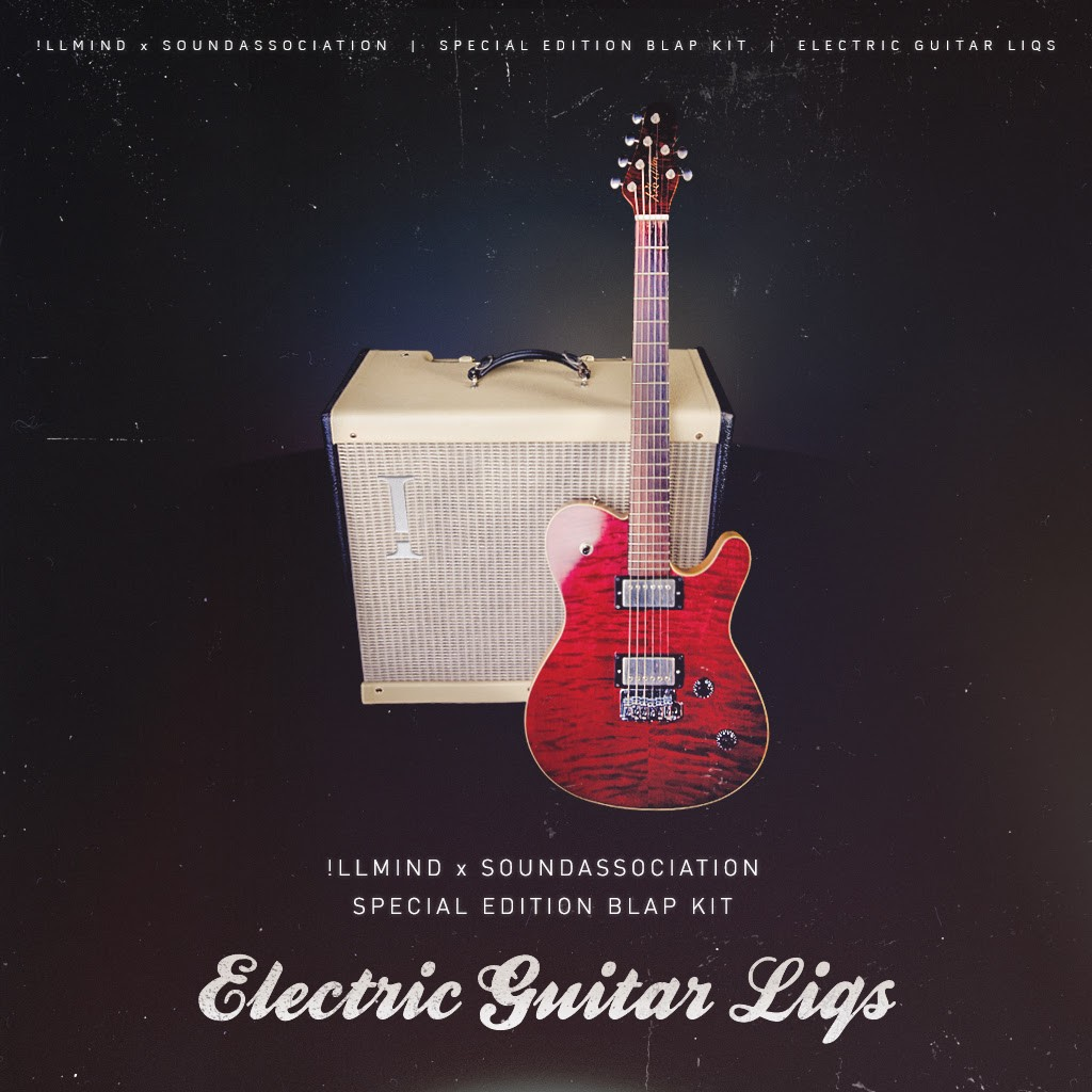 Blap Kit: Electric Guitar Liqs