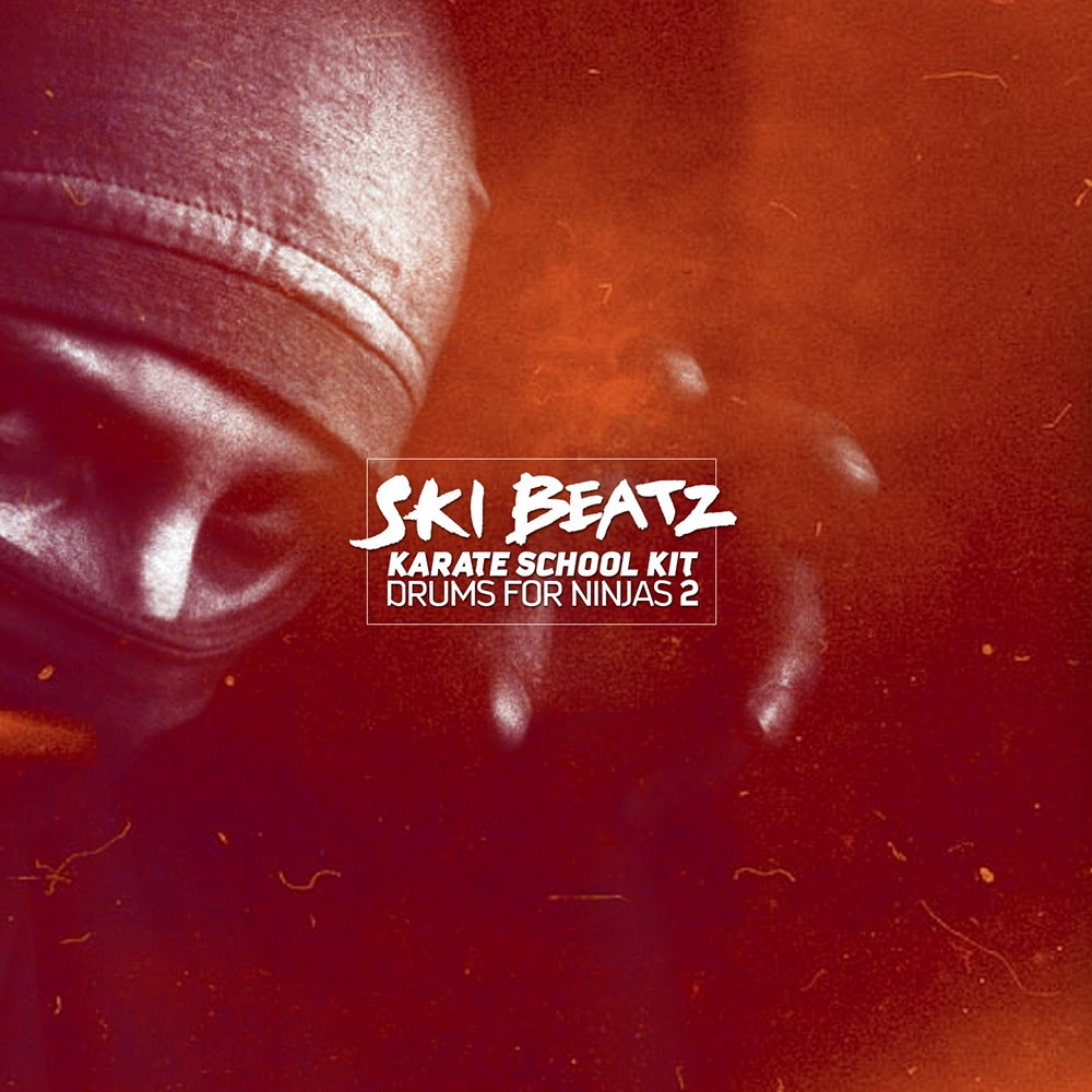 Skit Beatz Karate School Kit Vol 2