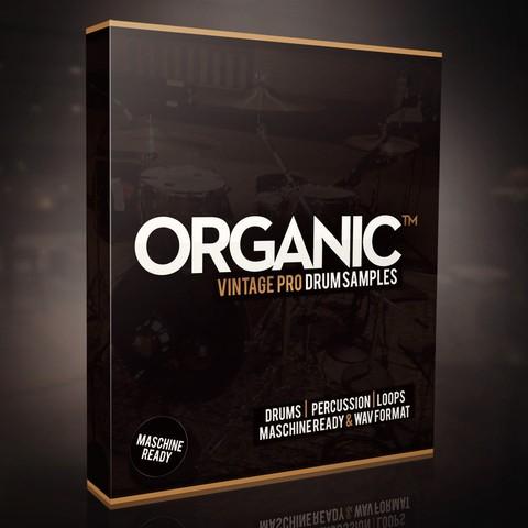 Organic Drum Kit