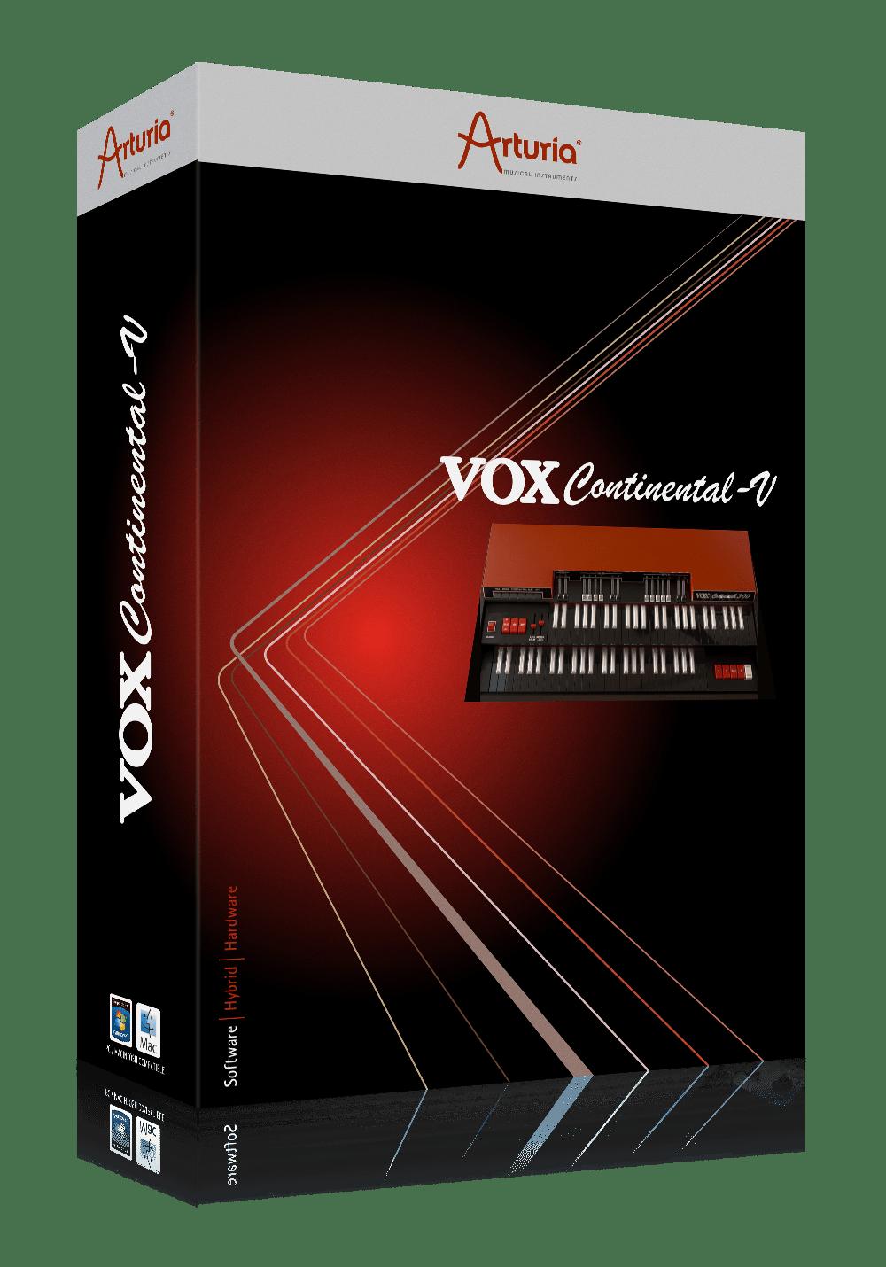 VOX Continental-V
