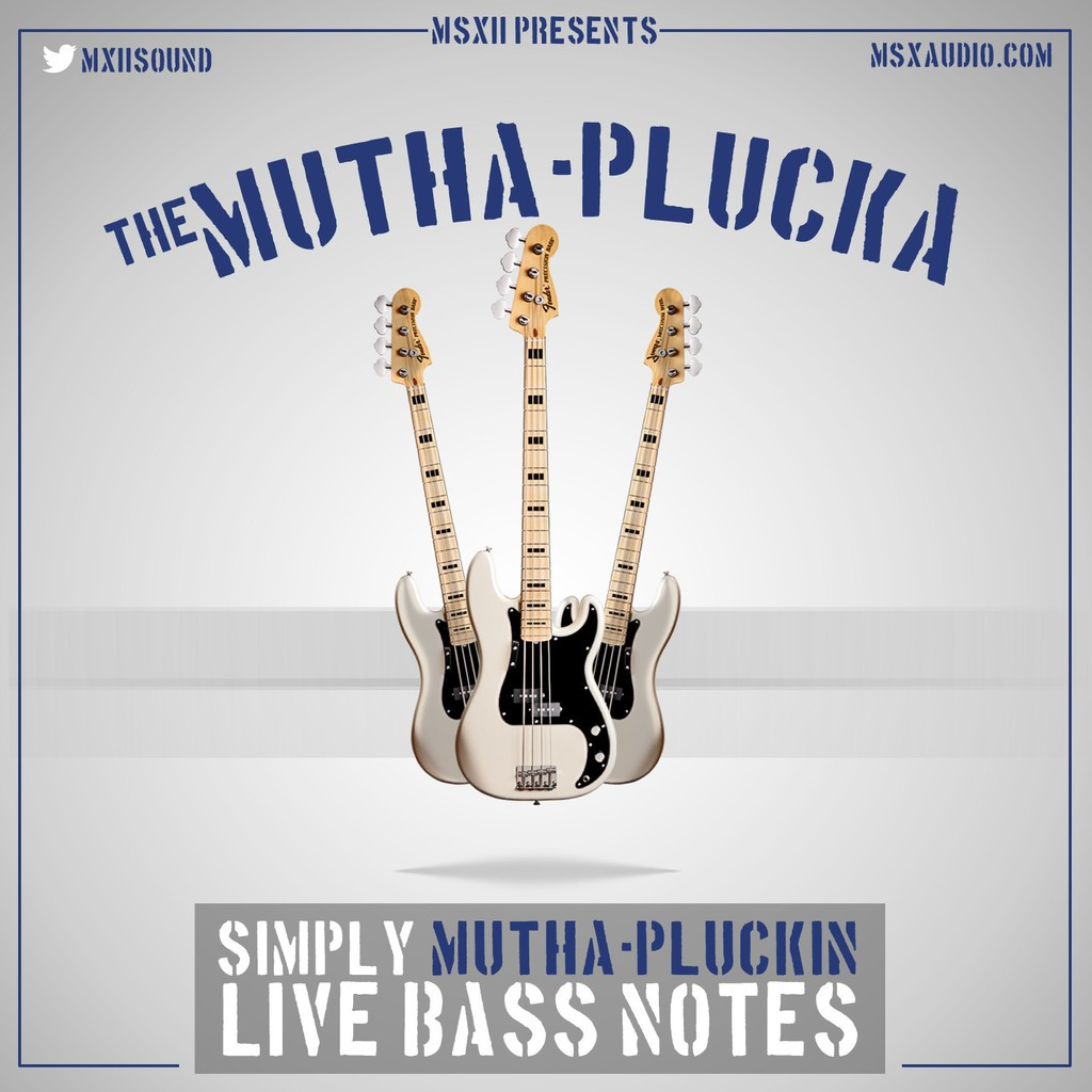The Mutha Plucka Bass Kit