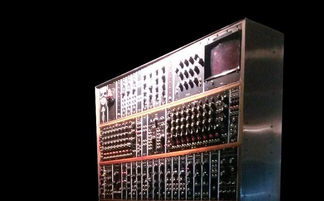 Keith Emerson's Moog Modular