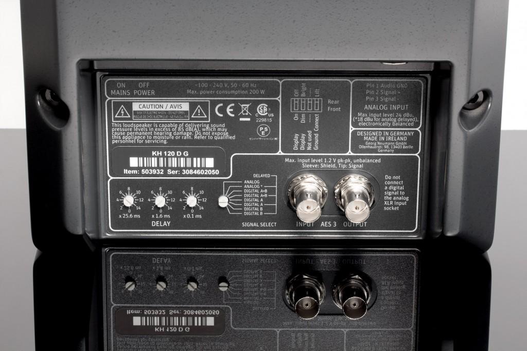Neumann KH 120 D