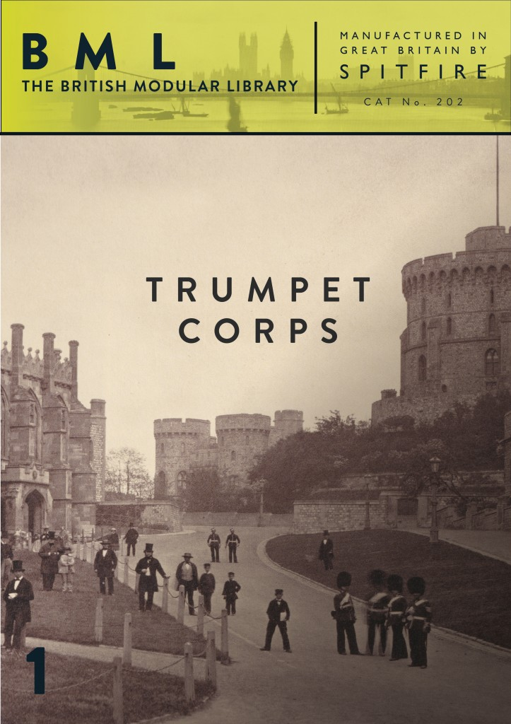 BML TRUMPET CORPS - VOL #1