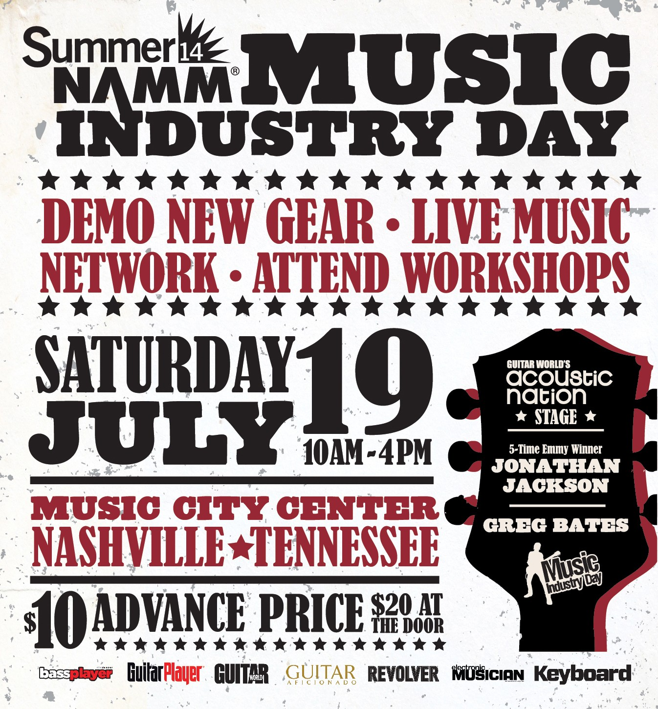 Namm Music Industry Day