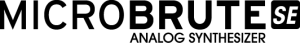 MicroBrute SE logo