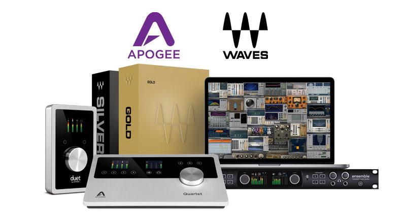Apogee & Waves