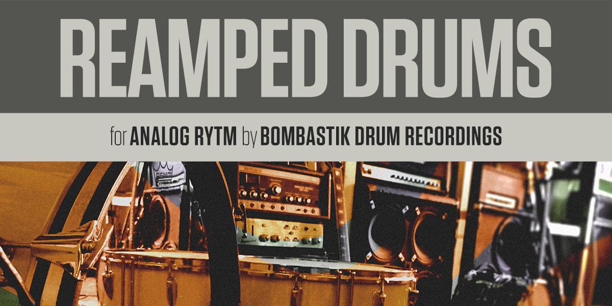 reamped drums