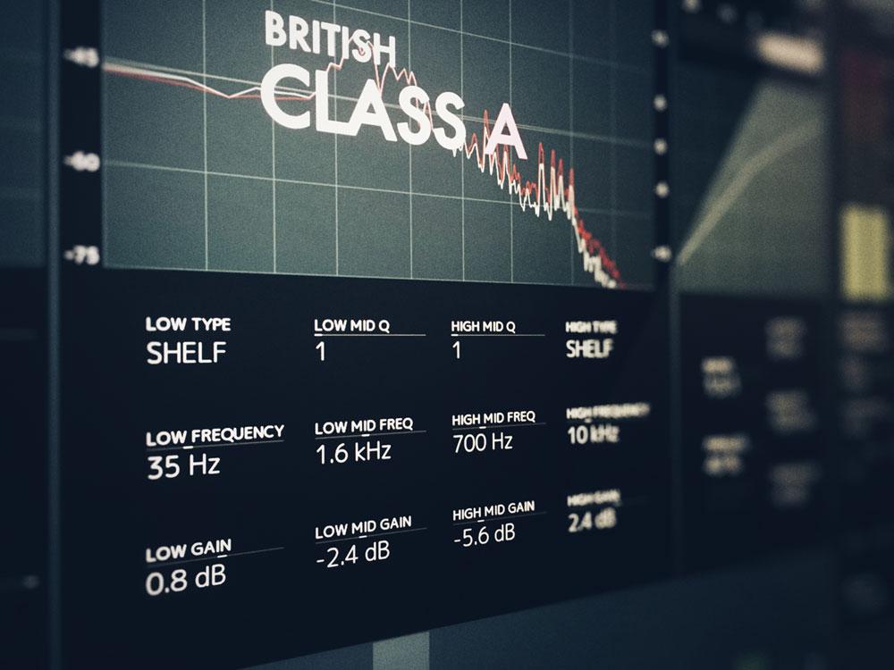 british class a