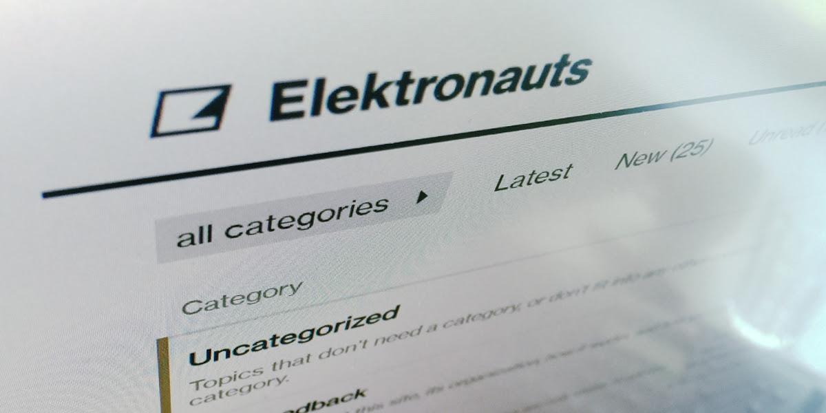 Elektronauts 2.0