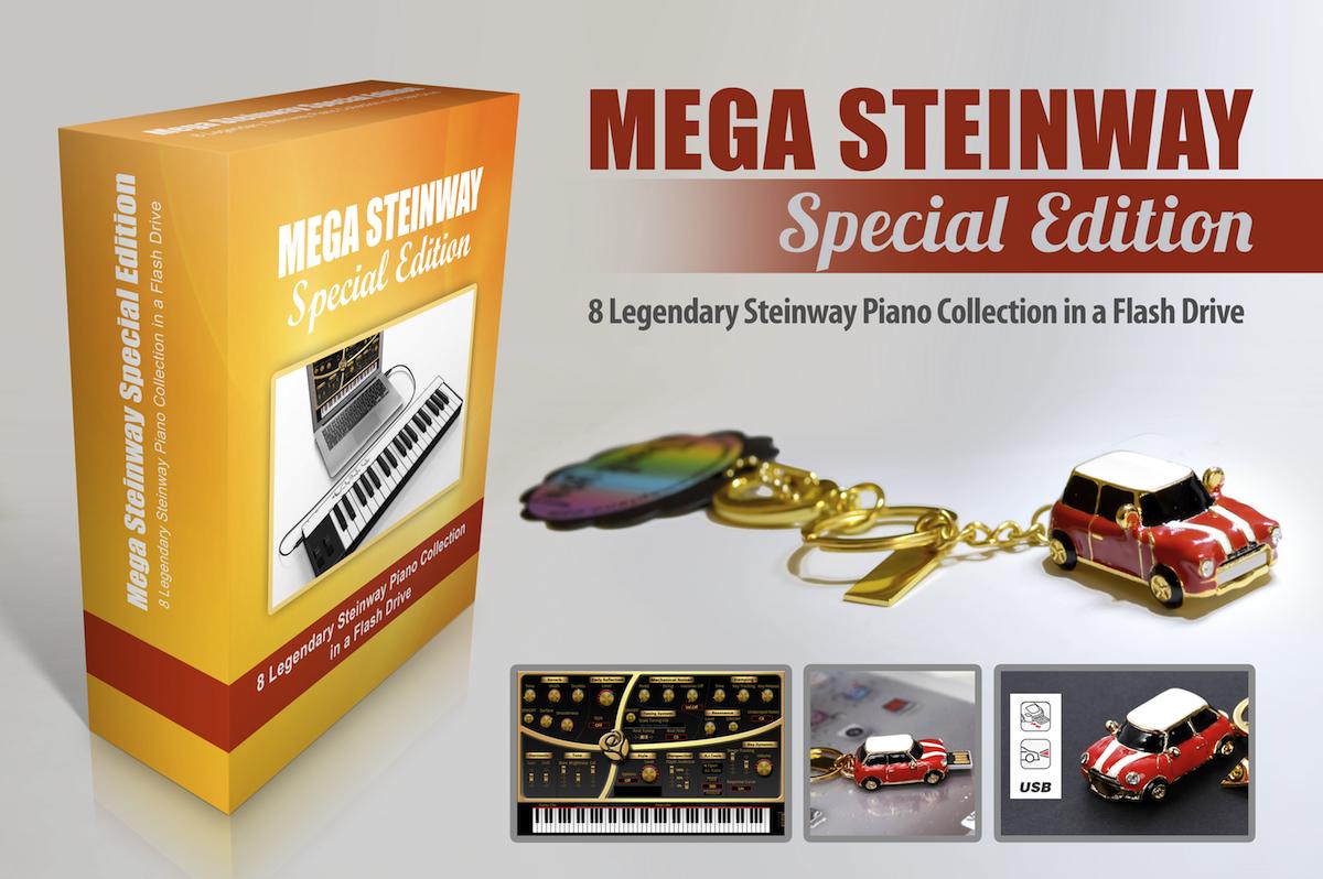 mega steinway