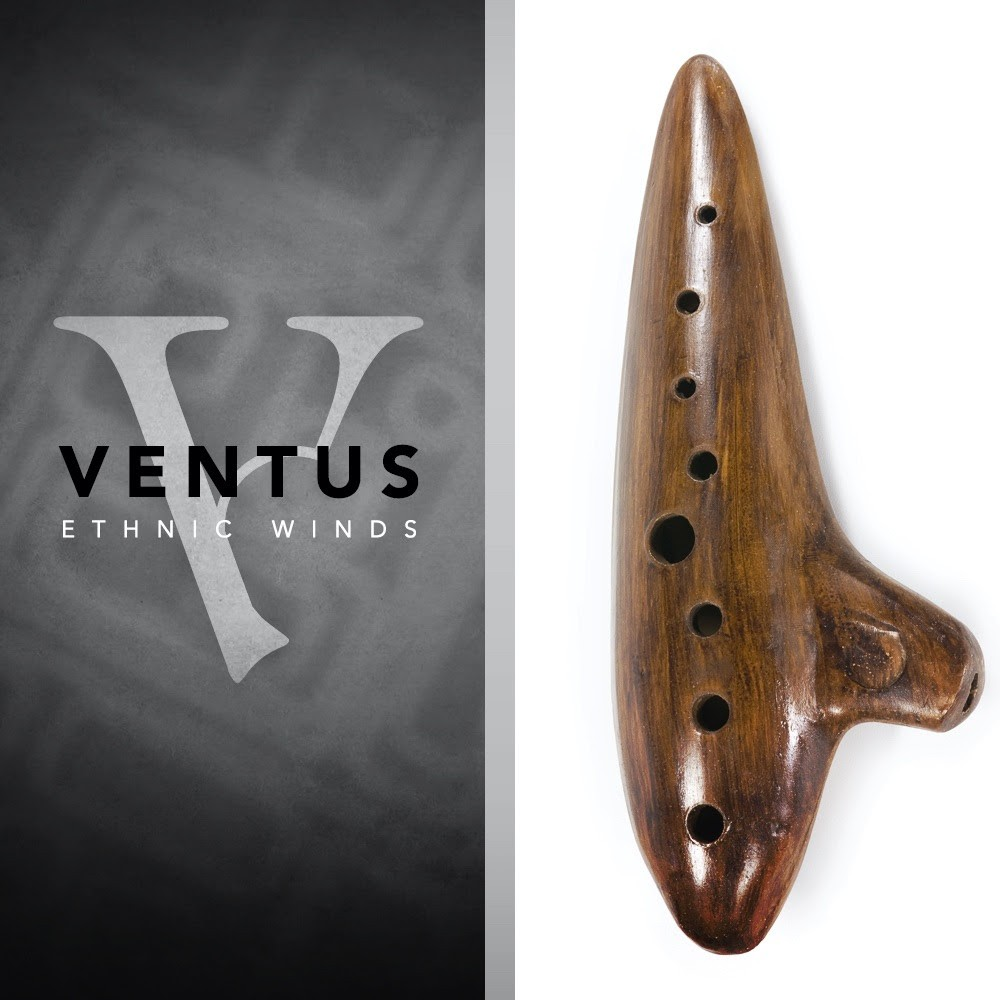 VENTUS ETHNIC WINDS - OCARINAS